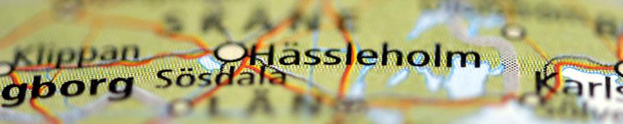 Förpackningar, kartonger och emballage för Hässleholm