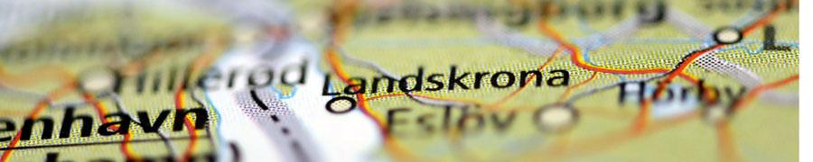 Förpackningar, kartonger och emballage för Landskrona