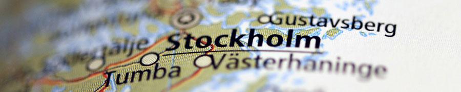 Förpackningar, kartonger och emballage för STOCKHOLM