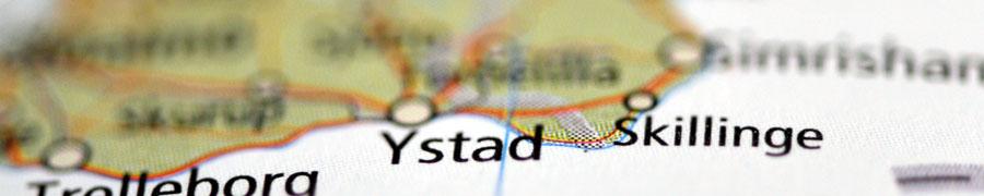 Förpackningar, kartonger och emballage för Ystad