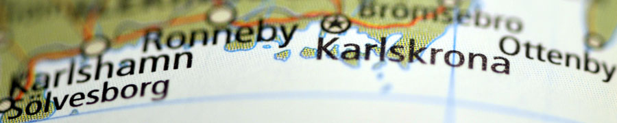 Förpackningar, kartonger och emballage för Karlskrona, Ronneby, Karlshamn, Sölvesborg