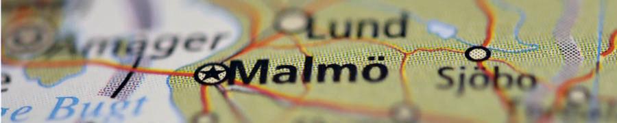 Förpackningar, kartonger och emballage för MALMÖ