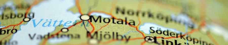 Förpackningar, kartonger och emballage för Motala