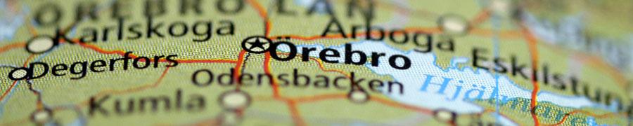 Förpackningar, kartonger och emballage för Örebro