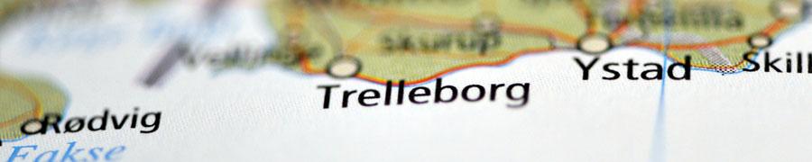 Förpackningar, kartonger och emballage för Trelleborg